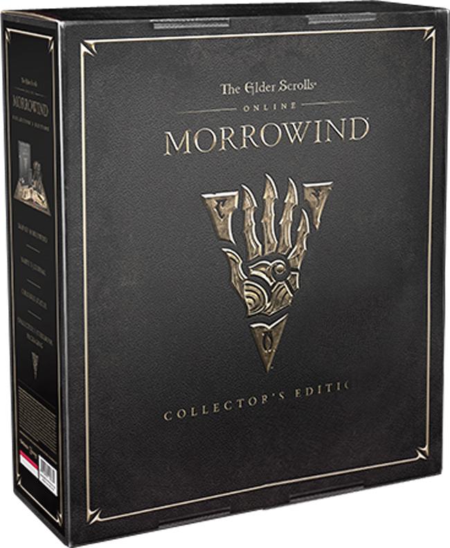 Elder Scrolls Online, The: Morrowind Collector's Edition