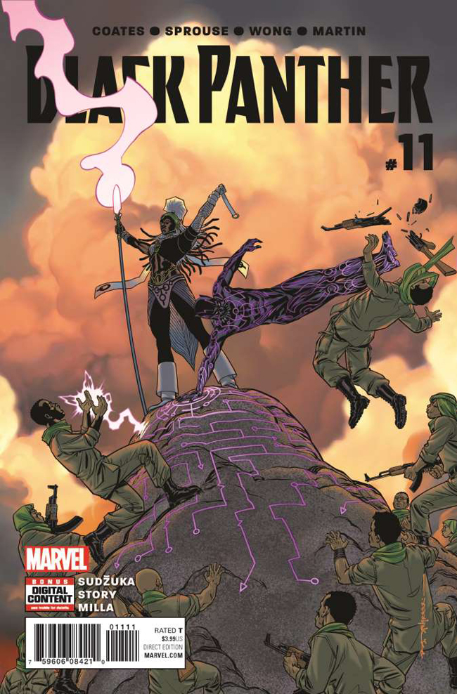 low priced d926e d6149 Black Panther #011 | Comics Issues | For Sale Online at ...