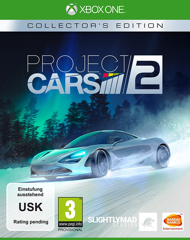 Project CARS 2 Collector's Edition