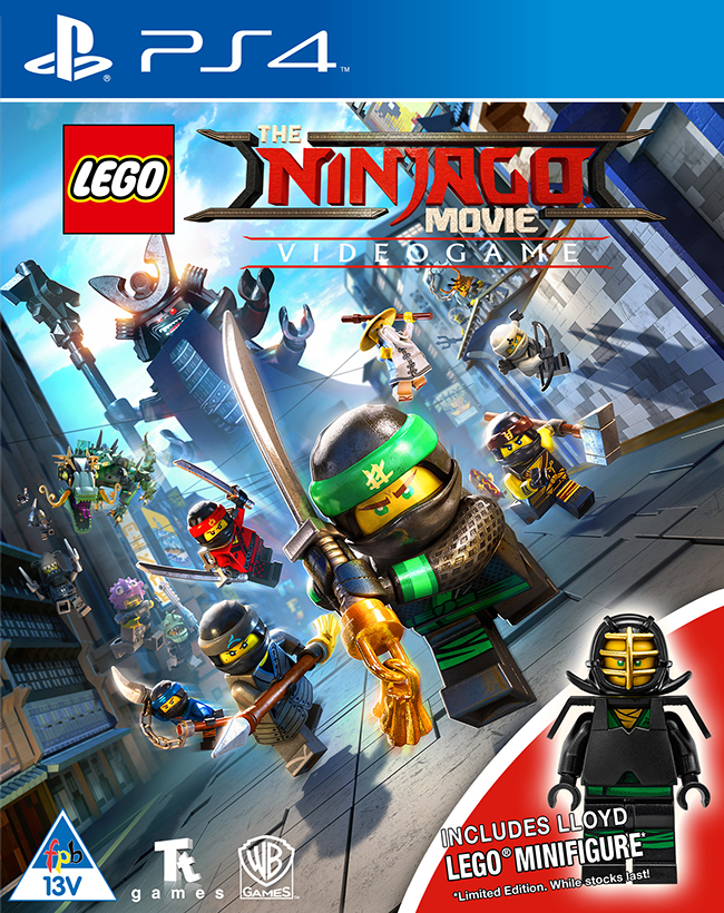 The lego ninjago movie video game and toy edition playstation 4 the lego ninjago movie video game and toy edition playstation 4 games for sale online at awx voltagebd Images