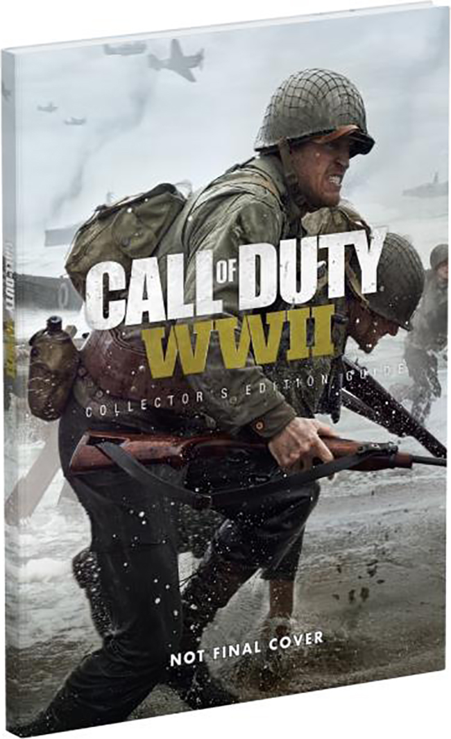 Call of Duty: WWII Collector's Edition Guide