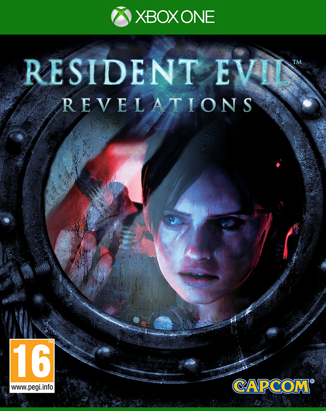 Resident Evil: Revelations   The Nexus