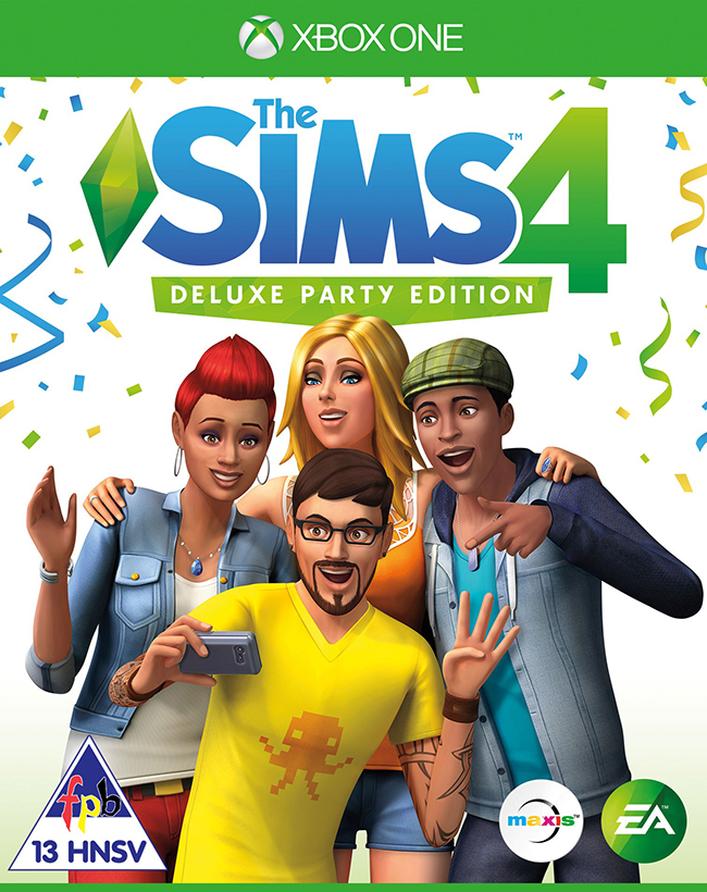 Sims 4, The: Deluxe Party Edition