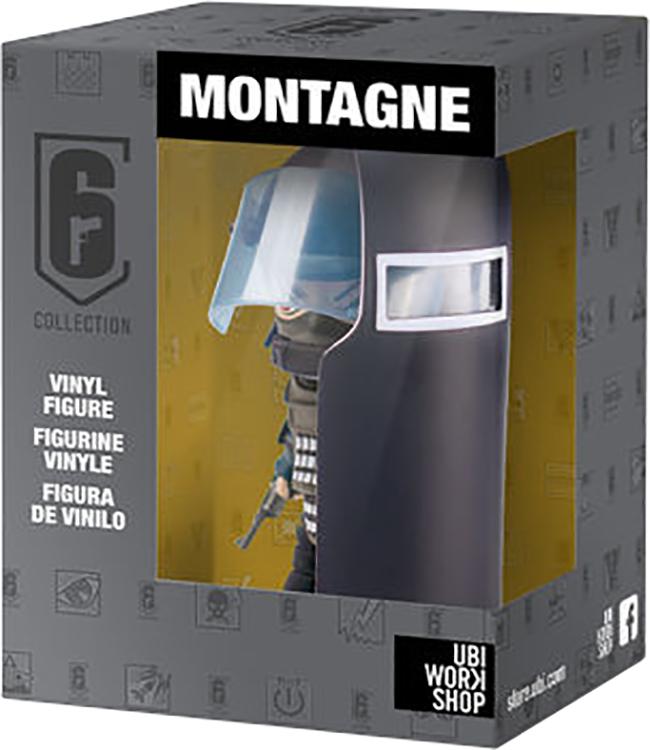 Tom Clancy's Rainbow Six Siege Collection: Montagne Chibi