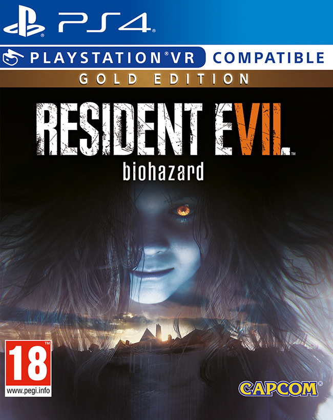 Resident Evil 7 biohazard Gold Edition (PlayStation VR Compatible)
