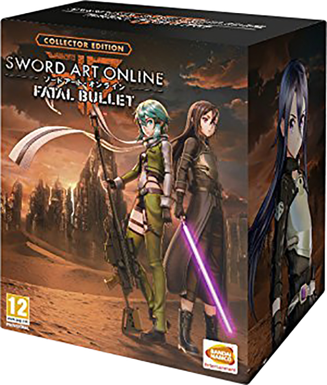 Sword Art Online: Fatal Bullet Collector Edition