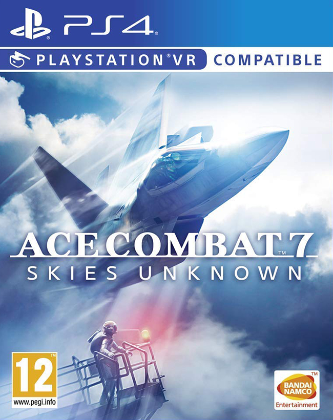 Ace Combat 7: Skies Unknown (PlayStation VR Compatible)