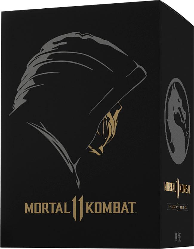 Mortal Kombat 11 Kollector S Edition Playstation 4 Games For
