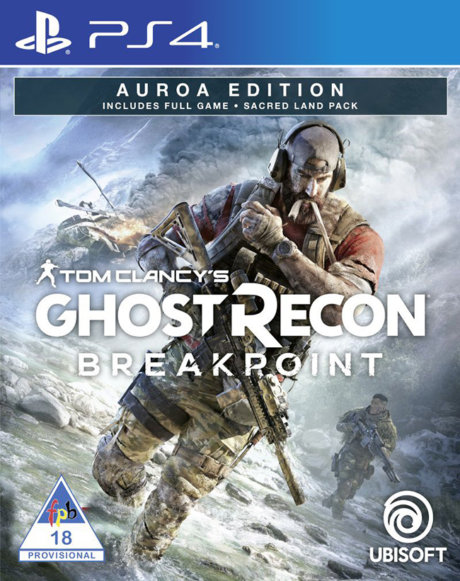 Tom Clancy's Ghost Recon Breakpoint Aurora Edition