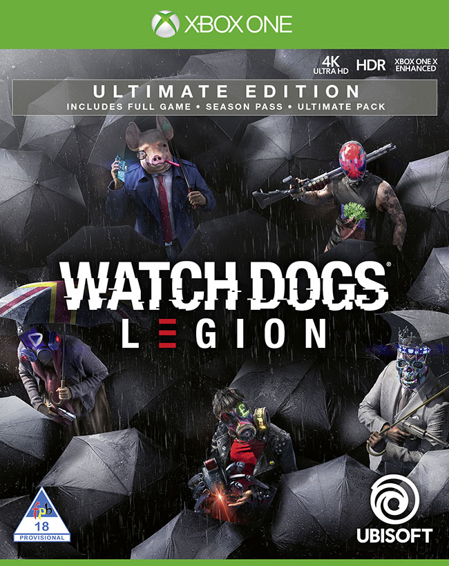 Watch Dogs: Legion Ultimate Edition