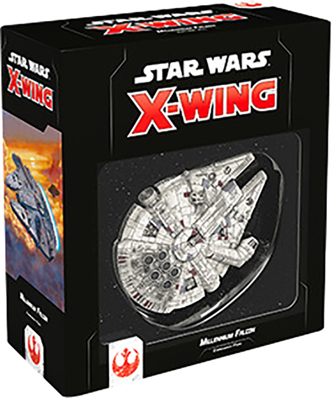 Star Wars: X-Wing Miniatures Game - Millennium Falcon