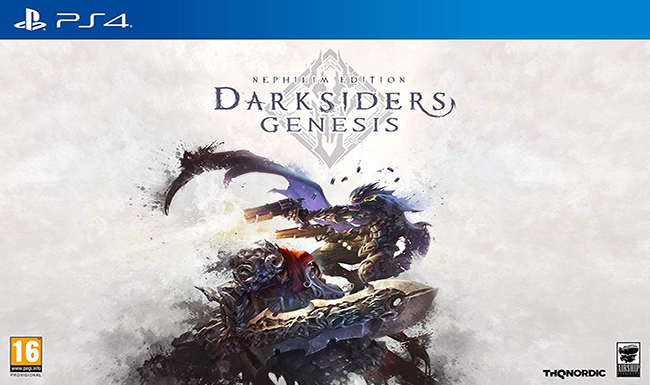 Darksiders: Genesis Nephilim Edition