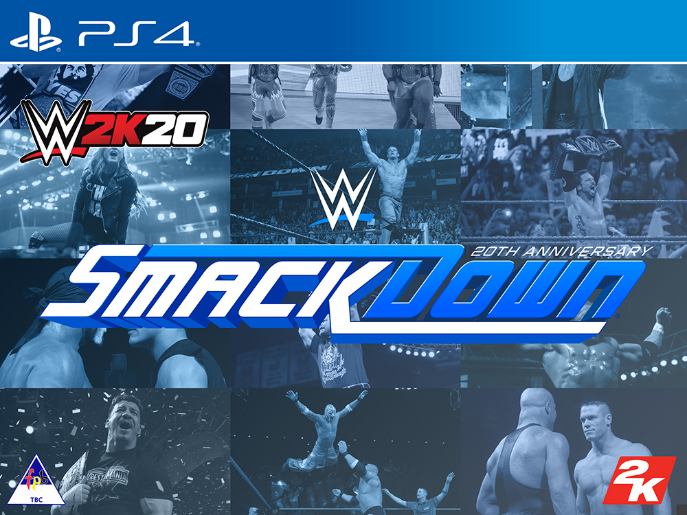 2K Sports WWE 2K20 Collector's Edition
