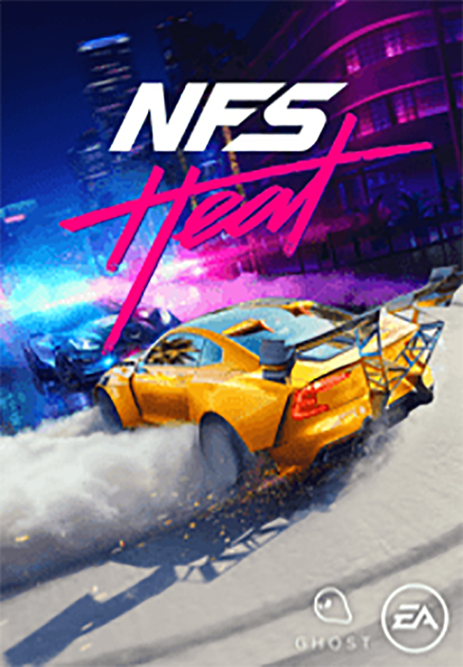 Need for Speed Heat DLC Code