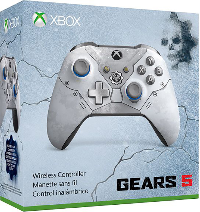 Xbox One Gears 5 Kait Diaz Limited Edition Wireless Controller