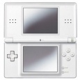 Nintendo DS Lite (Polar White) (Nintendo DS Hardware)