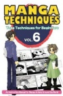 Manga Techniques Vol. 06: Tone Techniques for Beginners