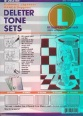 Deleter: Beginner Tone Set L (Stationery)