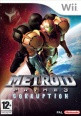 Metroid Prime 3: Corruption (Nintendo Wii Second Hand)