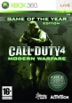 Call of Duty 4: Modern Warfare Game of the Year Edition (Xbox 360 Games)