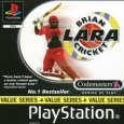 Brian Lara Cricket (Value Series) (PSone Second Hand)