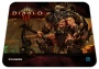SteelSeries: QcK Mousepad - Diablo III: Barbarian (Accessories)