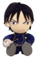Fullmetal Alchemist Plush: Roy Sitting Pose (Plushies)