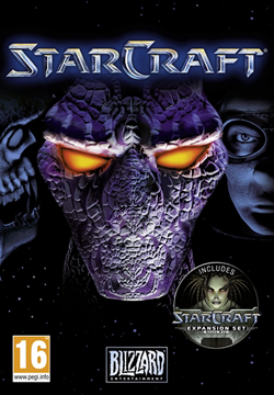 Starcraft Con Expancion Y Mapas  [2011][ PC][Ingles][Accion][Multihost]
