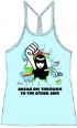 Emily the Strange: Break On Through (S) Tank Top (T-Shirts)