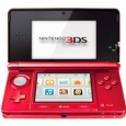 Nintendo 3DS (Metallic Red) (Nintendo 3DS Hardware)