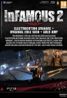 inFAMOUS 2 Hero Edition Content Redeem Code [PS3]