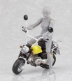 figma ex:ride - ride.006: Minibikes (Yellow) (Fantasy, Sci-Fi and Misc.)