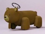 figma ex:ride - ride.010: Animal Car (Bear) (Fantasy, Sci-Fi and Misc.)