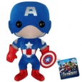 Avengers Plush: Captain America (Movie Version) (Plushies)