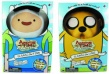 Adventure Time Plush: Finn and Jake Plush with Sound