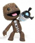 LittleBigPlanet: Sackboy 3 Inch Articulated Figure