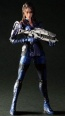 Mass Effect 3 Play Arts ~Kai~: Ashley Williams (Video Gaming)