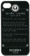Death Note iPhone 4 Case: Rules (Accessories)