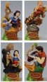 Disney Formation Arts: Snow White Edition Trading Figures (Trading Figures)
