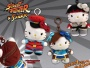 Hello Kitty x Street Fighter Coin Purse: M. Bison (Wallets)