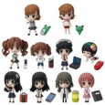 A Certain Scientific Railgun: Prop Plus Petite Trading Figures (Anime and Related)