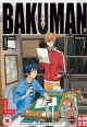 Bakuman Complete Series One Collection (Subtitled) [Z2] (Boxsets)