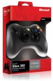 Xbox 360 Wireless Controller for Windows (Black) Bundle (Controllers)