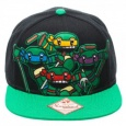 Teenage Mutant Ninja Turtles Cap: Super Deformed Turtle Power (Caps / Beanies)