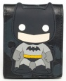 Pop! DC Comics Wallet: Super Deformed Batman (Vinyl) (Wallets)
