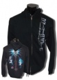 Death Note: Kira and L Logo (S) Hoodie (Hoodies)