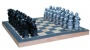 DC Comics: Justice League vs. Legion of Super Villains Chess Set (Miscellaneous)