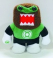 Domo Kun Plush: Domo as Green Lantern 6 Inch (Plushies)