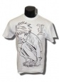 Death Note: L Outline (S) T-Shirt (T-Shirts)