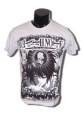 Death Note: L with Skull Gray (XXL) T-Shirt (T-Shirts)